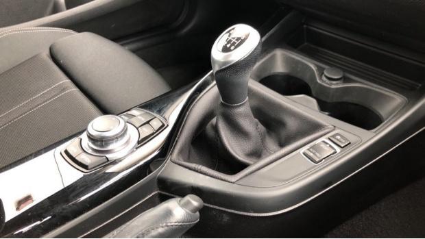 2017 BMW 118i Sport 5-door (Grey) - Image: 10