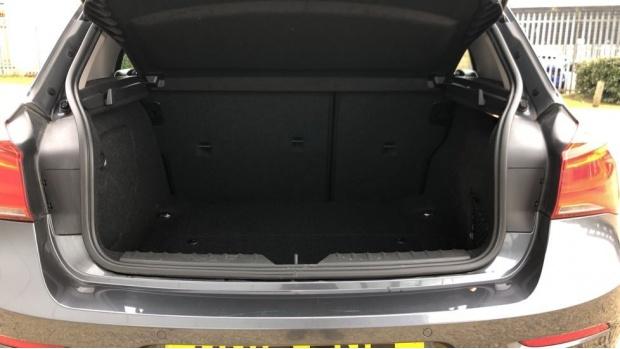 2017 BMW 118i Sport 5-door (Grey) - Image: 13