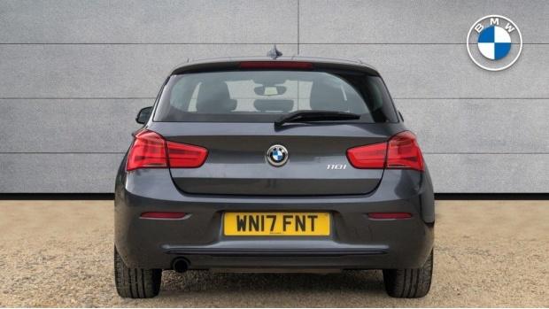 2017 BMW 118i Sport 5-door (Grey) - Image: 15