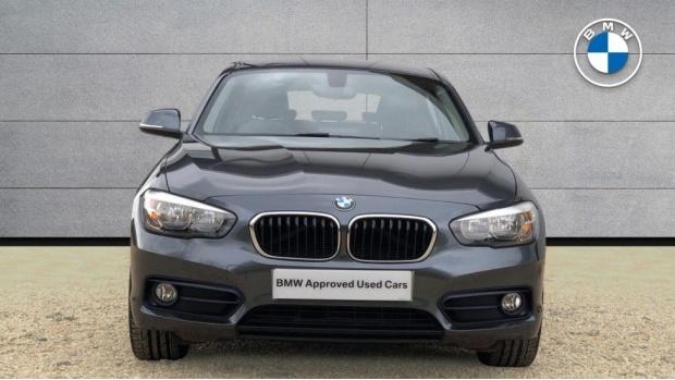 2017 BMW 118i Sport 5-door (Grey) - Image: 16