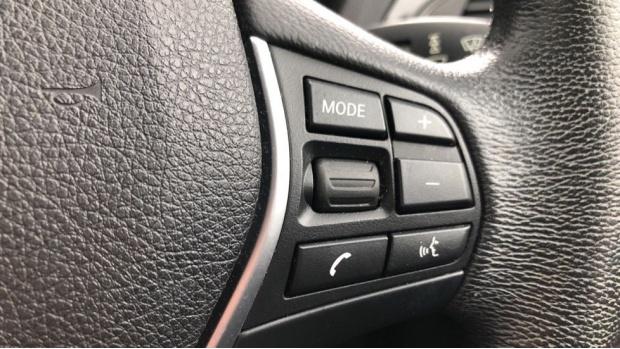 2017 BMW 118i Sport 5-door (Grey) - Image: 18