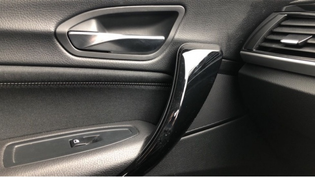 2017 BMW 118i Sport 5-door (Grey) - Image: 20