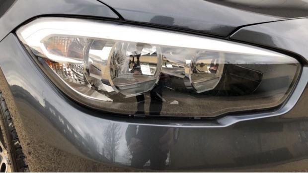 2017 BMW 118i Sport 5-door (Grey) - Image: 22