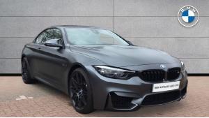 2018 BMW M4 30 Jahre Convertible 2-door