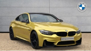 2018 BMW M4 Coupe Competition Package 2-door