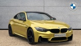 2018 BMW Coupe Competition Package (Yellow) - Image: 1