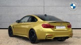 2018 BMW Coupe Competition Package (Yellow) - Image: 2