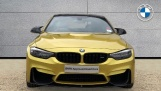 2018 BMW Coupe Competition Package (Yellow) - Image: 16