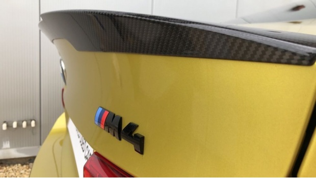 2018 BMW Coupe Competition Package (Yellow) - Image: 28
