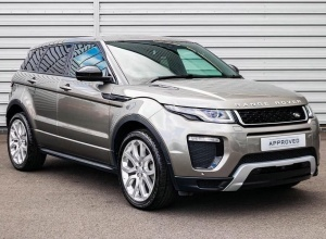 2019 Land Rover Range Rover Evoque 2.0 TD4 (180hp) HSE Dynamic Lux 5-door