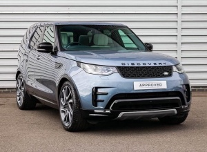 2020 Land Rover Discovery SDV6 (306hp) HSE Luxury 5-door