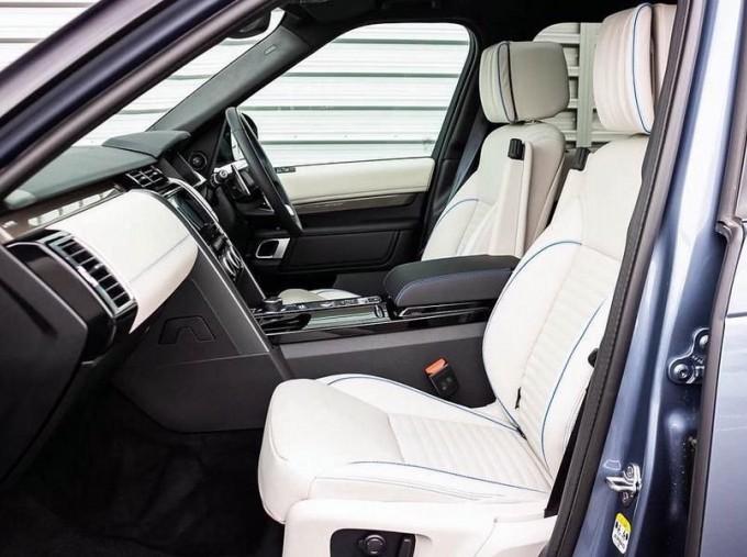 2020 Land Rover SD V6 HSE Luxury Auto 4WD 5-door (Blue) - Image: 3