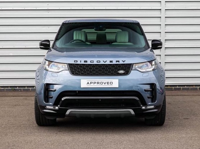 2020 Land Rover SD V6 HSE Luxury Auto 4WD 5-door (Blue) - Image: 7