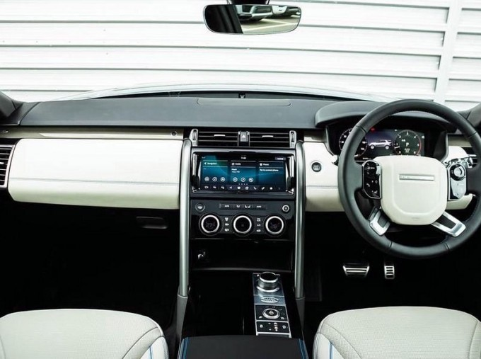 2020 Land Rover SD V6 HSE Luxury Auto 4WD 5-door (Blue) - Image: 9