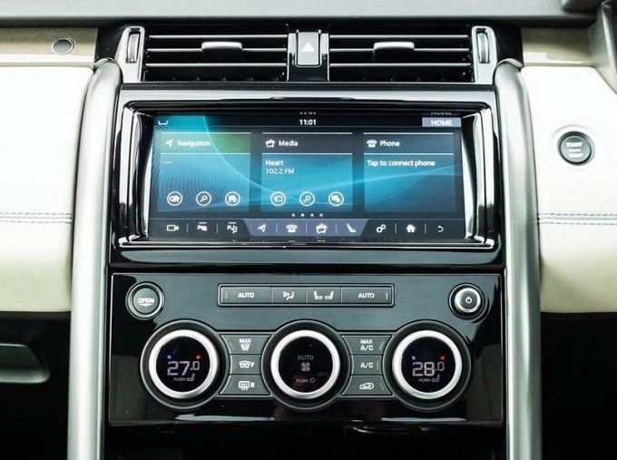 2020 Land Rover SD V6 HSE Luxury Auto 4WD 5-door (Blue) - Image: 11