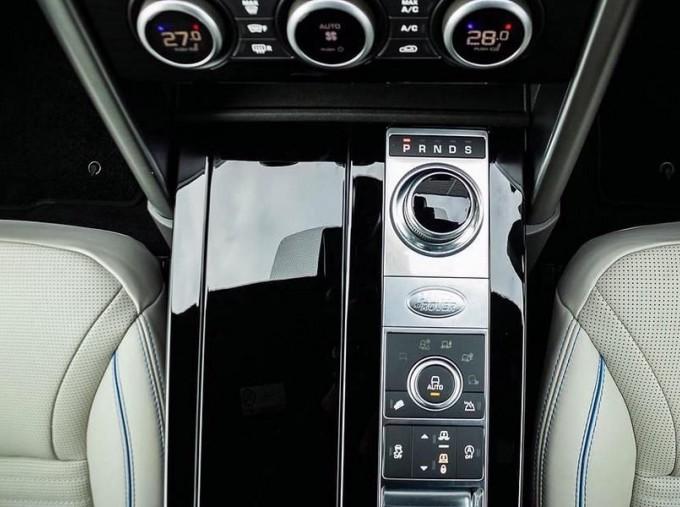 2020 Land Rover SD V6 HSE Luxury Auto 4WD 5-door (Blue) - Image: 12