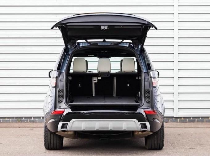 2020 Land Rover SD V6 HSE Luxury Auto 4WD 5-door (Blue) - Image: 14