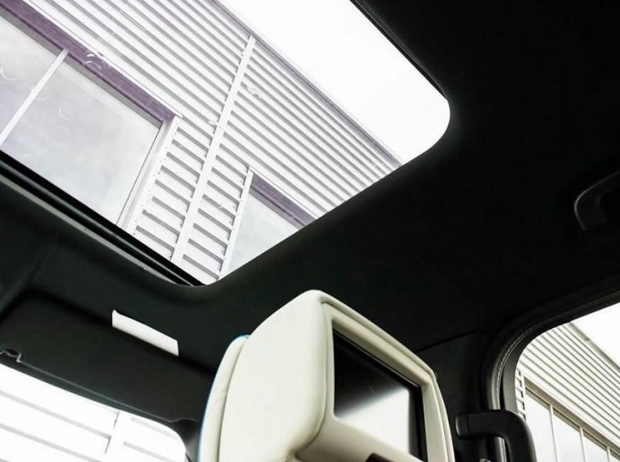 2020 Land Rover SD V6 HSE Luxury Auto 4WD 5-door (Blue) - Image: 17