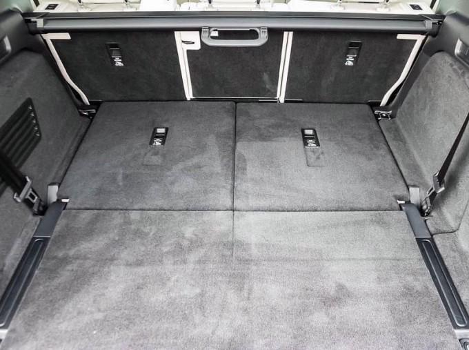 2020 Land Rover SD V6 HSE Luxury Auto 4WD 5-door (Blue) - Image: 20