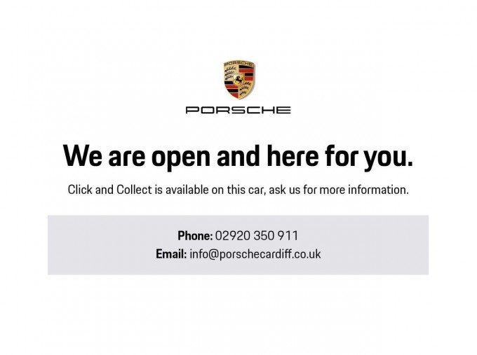 2020 Porsche TURBO S (White) - Image: 36
