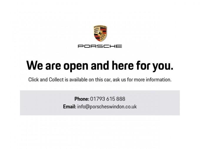 2018 Porsche 4 E-HYBRID (Black) - Image: 43