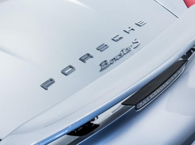 2015 Porsche 981 S PDK 2-door (Silver) - Image: 8