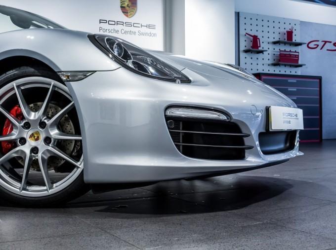 2015 Porsche 981 S PDK 2-door (Silver) - Image: 15