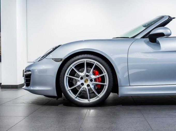2015 Porsche 981 S PDK 2-door (Silver) - Image: 17