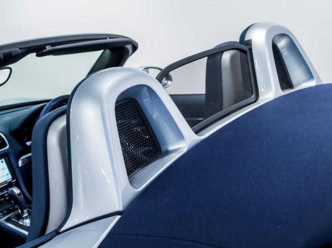 2015 Porsche 981 S PDK 2-door (Silver) - Image: 30