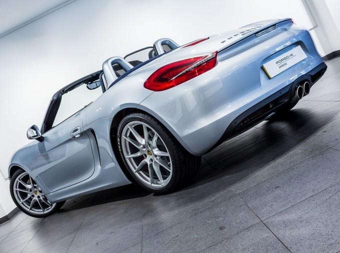 2015 Porsche 981 S PDK 2-door (Silver) - Image: 40
