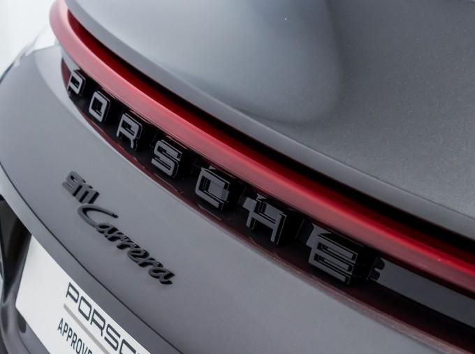 2020 Porsche 992 Carrera PDK 2-door (Grey) - Image: 8