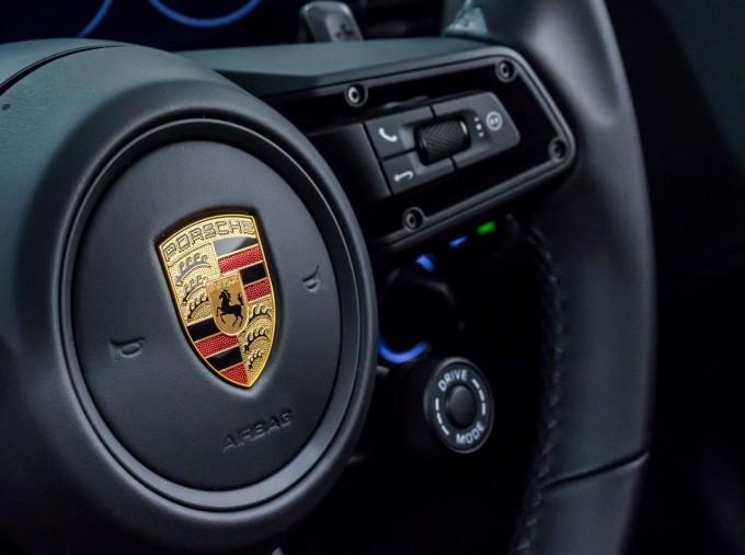2020 Porsche 992 Carrera PDK 2-door (Grey) - Image: 20