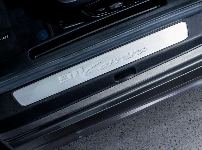 2020 Porsche 992 Carrera PDK 2-door (Grey) - Image: 36