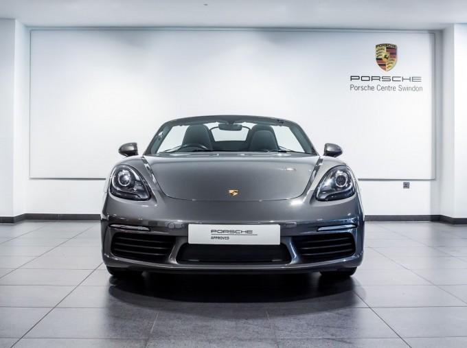 2018 Porsche PDK 2-door (Grey) - Image: 6