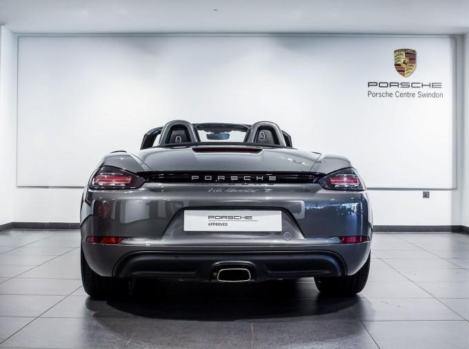 2018 Porsche PDK 2-door (Grey) - Image: 7