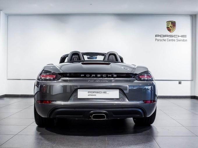 2018 Porsche PDK 2-door (Grey) - Image: 49
