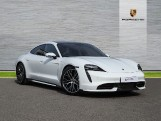 2020 Porsche 93.4kWh Turbo Auto 4WD 4-door (White) - Image: 1