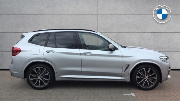 2019 BMW M40i (Silver) - Image: 3