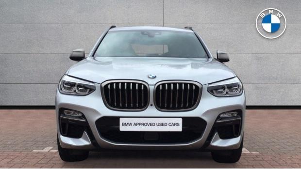 2019 BMW M40i (Silver) - Image: 16