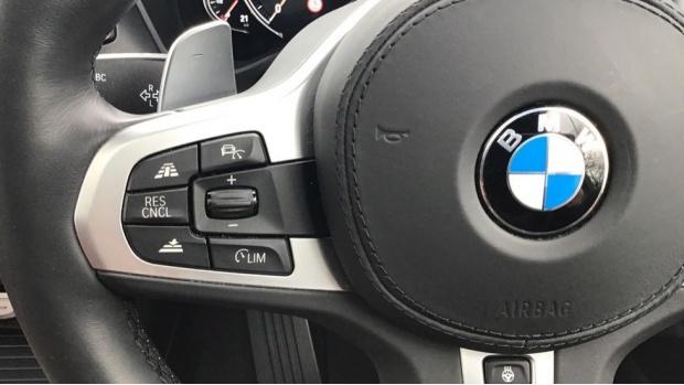 2019 BMW M40i (Silver) - Image: 17