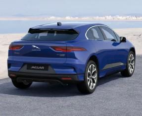 2021 Jaguar 90kWh HSE Auto 4WD 5-door (Blue) - Image: 3