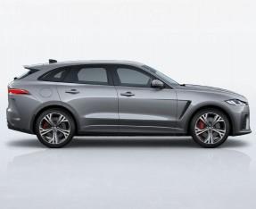 2021 Jaguar V8 SVR Quickshift 5-door (Grey) - Image: 2