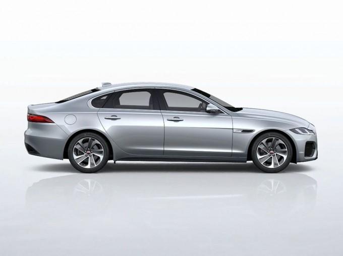 2021 Jaguar 2.0i R-Dynamic S Auto 4-door (Silver) - Image: 2