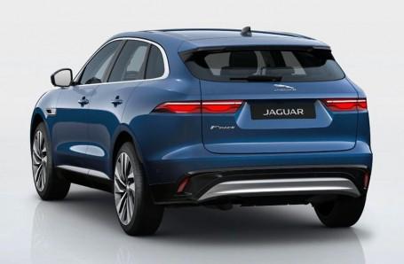 2021 Jaguar 2.0i HSE Auto 5-door  - Image: 3