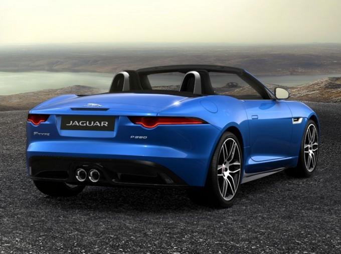2021 Jaguar V6 R-Dynamic Auto 2-door (Blue) - Image: 3