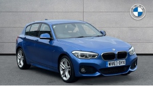 2017 BMW 1 Series 116d M Sport 5-door 5dr