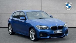 2017 BMW 1 Series 116d M Sport 5-door 5dr