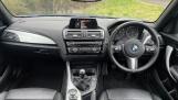 2017 BMW 116d M Sport 5-door (Blue) - Image: 4