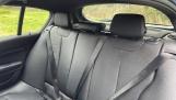 2017 BMW 116d M Sport 5-door (Blue) - Image: 12