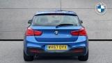 2017 BMW 116d M Sport 5-door (Blue) - Image: 15